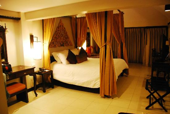Burasari Resort: Spacious room