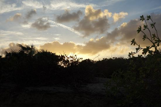 Kamalame Cay: Sunset