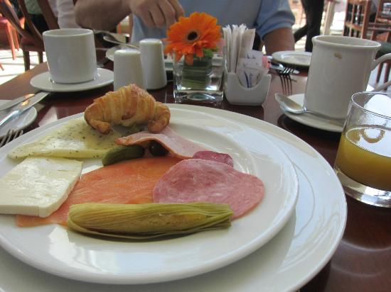 JW Marriott Hotel Quito: Breakfast