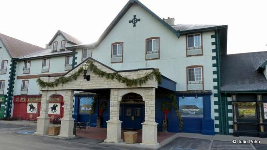 Exterior Of Hotel Picture Of Irish Cottage Boutique