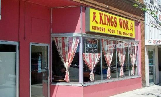 King Wok Chinese Food Kitchener On