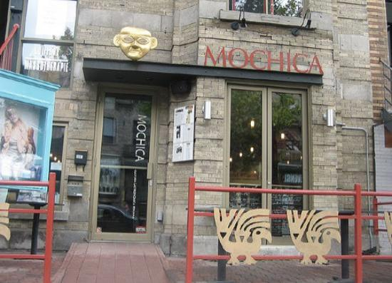 Flavourless peruvian food review of mochica montreal for Equipement de restaurant montreal
