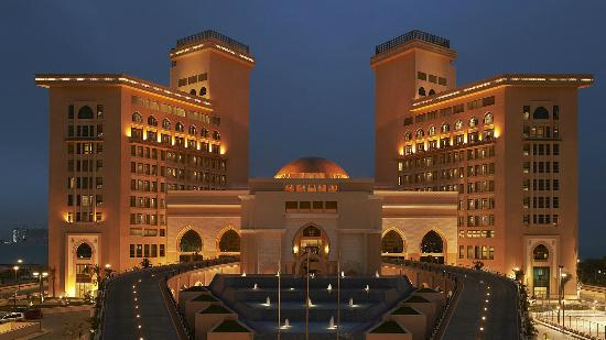 The St. Regis Doha: The St. Regis Doha Exterior