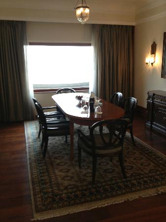 The Oberoi, New Delhi: Dining room