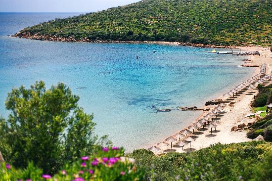 Kempinski Hotel Barbaros Bay : Beach
