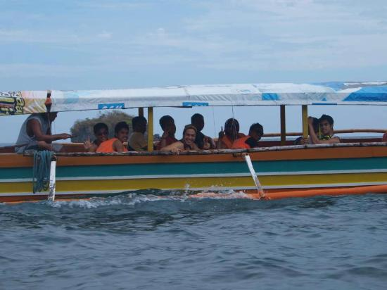 Ilocos Region, Philippines: Hundred Islands 7