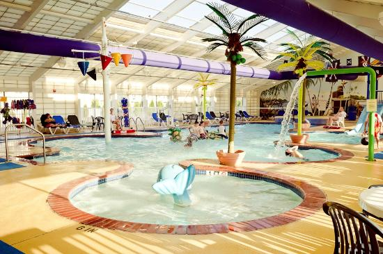Francis Scott Key Family Resort: Caribbean Key indoor pool