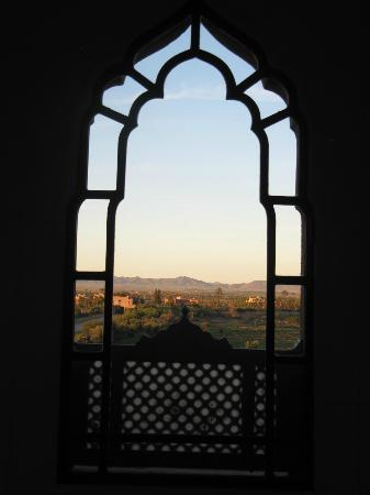 Sahara Palace Marrakech: Another view from bathroom