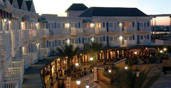 Boardwalk Inn exterior