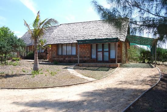 Bay View Lodge: One of the Chalets, 1 Bed gresat for us