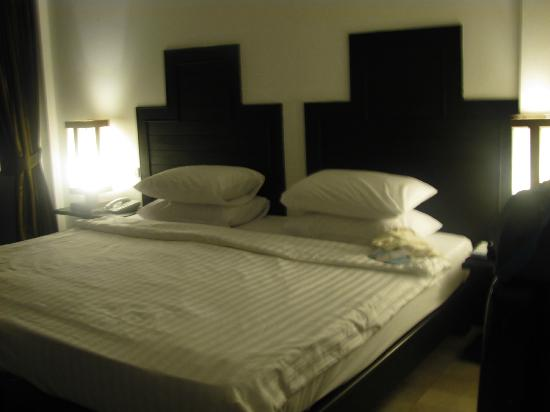 Club Bamboo Boutique Resort and Spa: Room