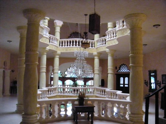 The Palace at Playa Grande: second floor