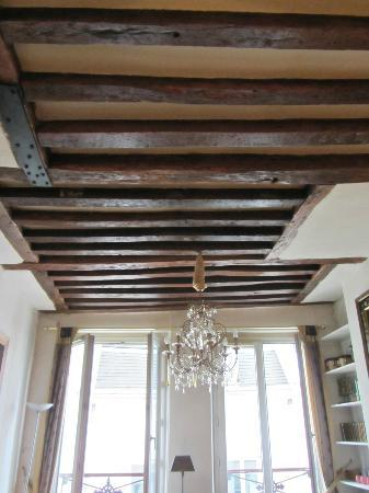 Special Apartments: Beautiful ceiling beams