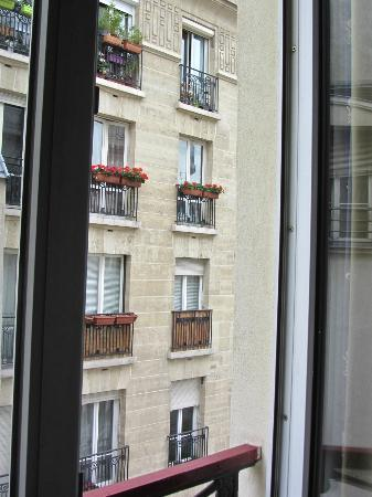 Special Apartments: Looking out from the apartment