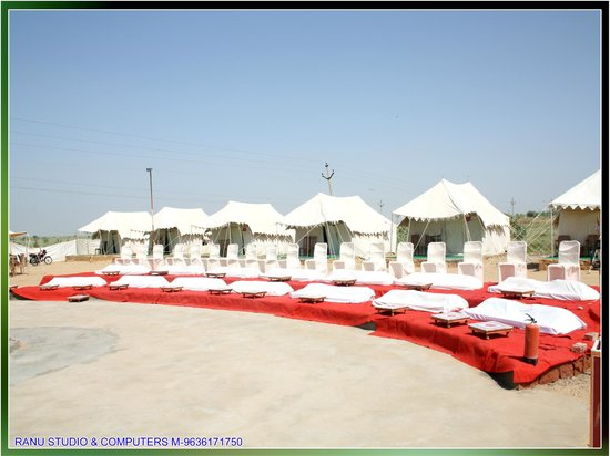 Wild Desert Resort  A Unit Of Rao Bikaji Group