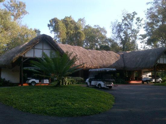 Orange County, Coorg: Arrival Area
