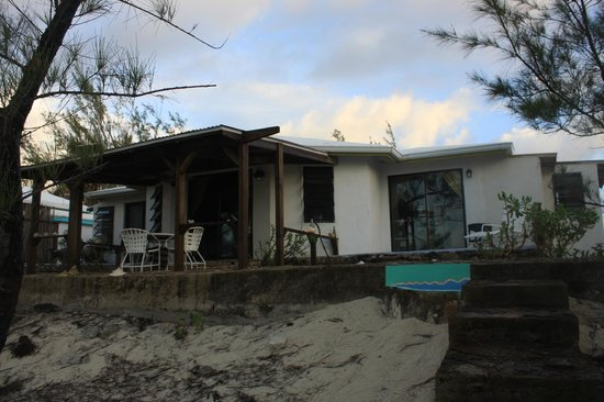 Pigeon Cay Beach Club: Our cottage - Causarina: 2 bedrooms available