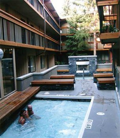 Banff Aspen Lodge: ho gi descritto le piscine