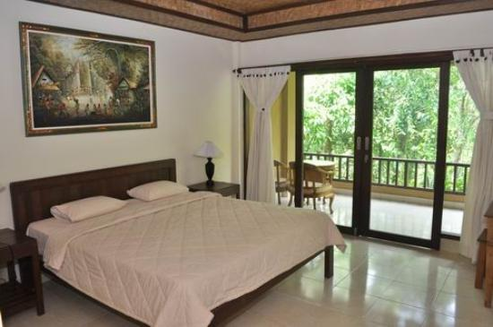 Jati 3 Bungalows: deluxe double room