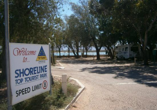 Shoreline Caravan Park