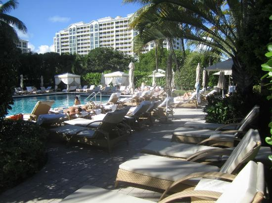 The Ritz-Carlton Key Biscayne, Miami: The adult pool