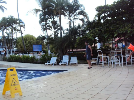 BEST WESTERN Jaco Beach All Inclusive Resort: Piscina
