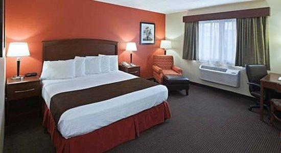 AmericInn Lodge & Suites Bemidji: AmericInn Bemidji - Executive King Room