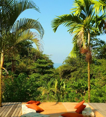 Finca Exotica: Kick back and enjoy the view from our Casa Grande