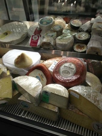 Morgan and Gower Cheesemongers