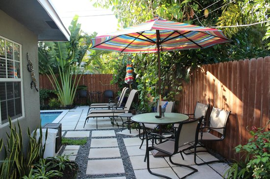 Poolside Furniture Picture Of Wilton Manors Florida