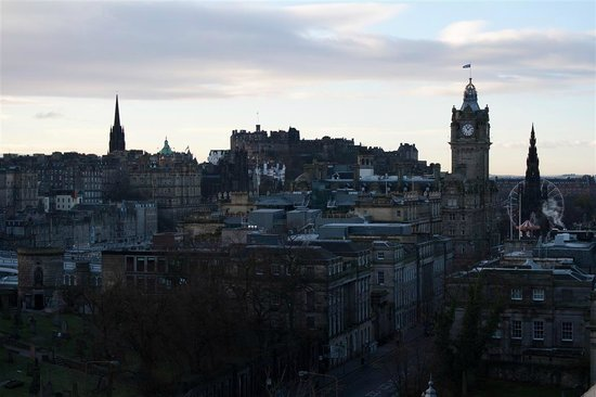 Top Of Calton Hill  Picture Of Edinburgh Photography Tours Limited  Private
