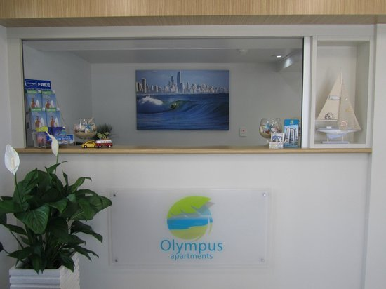 Photo of Olympus Apartments Surfers Paradise