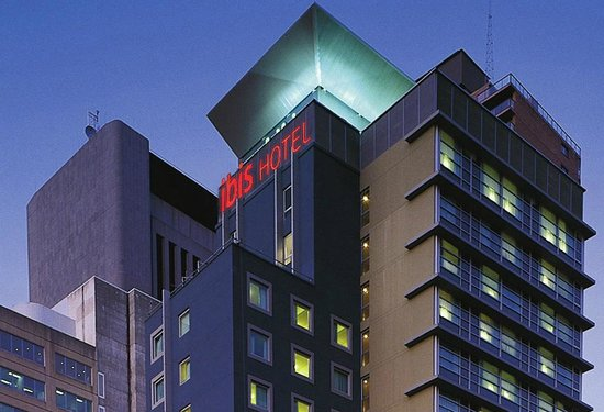 Ibis Sydney World Square: Exterior
