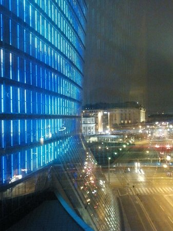Novotel Wien City: View from the room