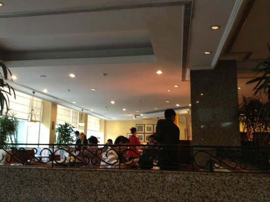 Ibis Jakarta Slipi: Lobby