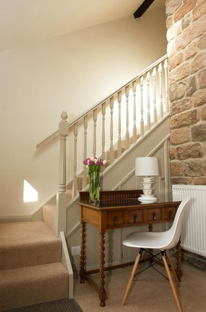 Belper, UK: Reception