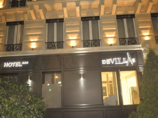 Hotel Devillas: l&#39;albergo fuori