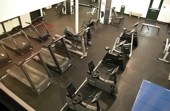 Hedgesville, WV: Fitness Center