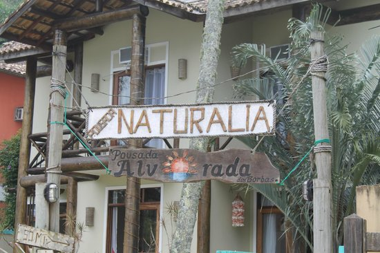 Pousada Naturalia: Sign
