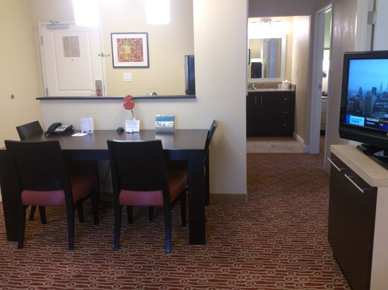 2 Bedroom Unit Picture Of Towneplace Suites By Marriott Columbia Se Fort Jackson Columbia