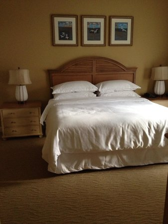 Sheraton Broadway Plantation Resort Villas: Bedroom