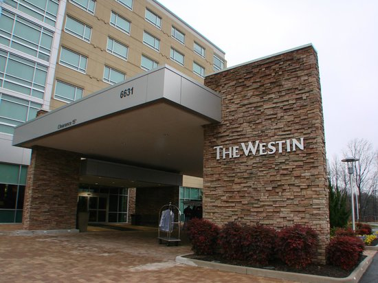The Westin Richmond : Outstanding Hotel