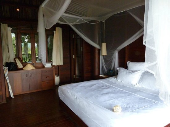 An Lam Ninh Van Bay Villas: Our bedroom