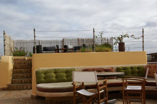 Maison MK: The rooftop
