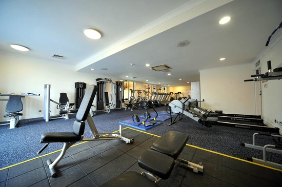 South Hykeham, UK : gymn