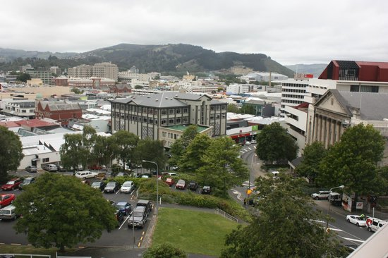 Kingsgate Hotel Dunedin : City view