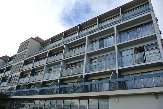 Kingsgate Hotel Dunedin : Hotel exterior