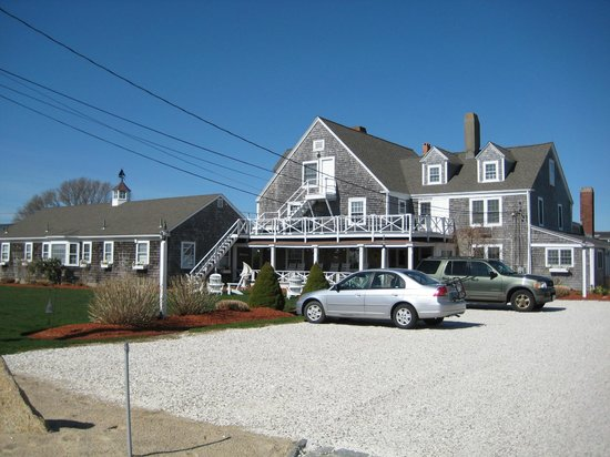 Beach Breeze Inn: Front view