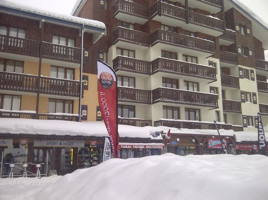Photo of Odalys Residence Le Rond Point Des Pistes Tignes