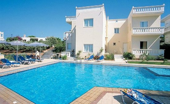 Photo of Poseidon Studios & Apartments Daratsos